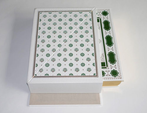 TRADITIONAL BOXED QURAN
